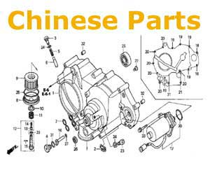 Jianshe Parts | Bikes Trikes and QuadsBikes Trikes and Quads